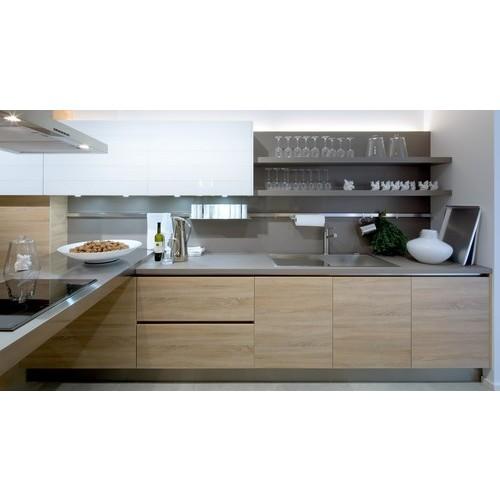 Duyên dáng với thiết kế tủ bếp MDF chữ G hoàn hảo