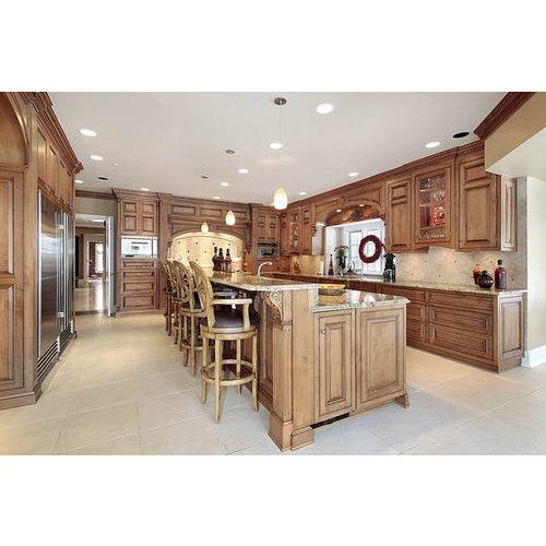 Báo giá tủ bếp gỗ veneer đẹp, cao cấp, giá cả cạnh tranh