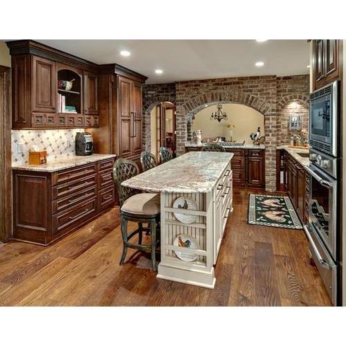 Tủ bếp gỗ tần bì cao cấp nhập khẩu 100%