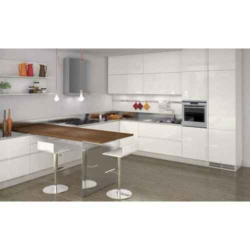 Tủ Bếp MDF Chữ U Cho Phòng Bếp