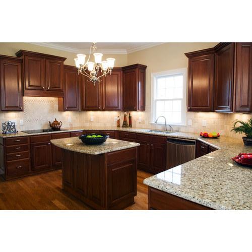 Tủ kệ bếp gỗ xoan đào, ưu tiên hàng đầu cho nội thất bếp