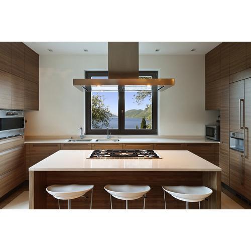 Tủ bếp gỗ chữ U tiện dụng