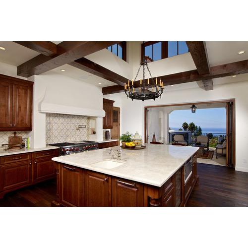 Tủ bếp PVC chữ U đẹp nhà bếp
