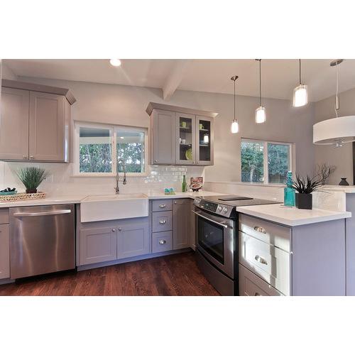 Tủ Bếp PVC Đẹp Cao Cấp