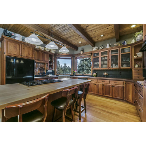 Cùng ngắm những mẫu tủ bếp gỗ Hải Phòng tuyệt đẹp