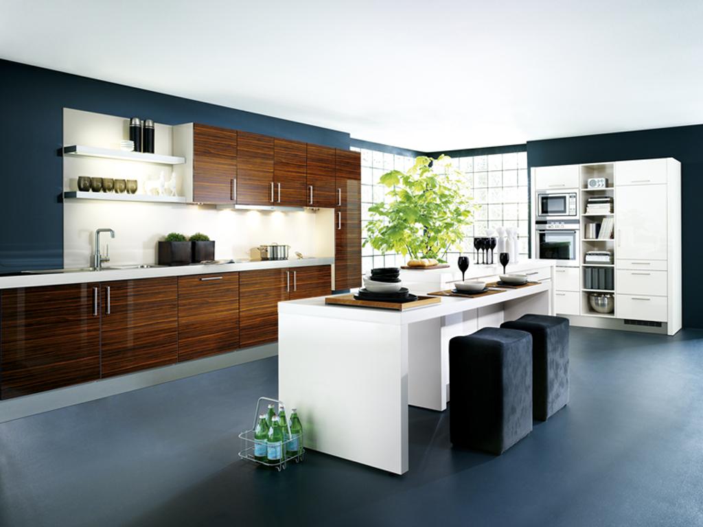 Các mẫu tủ bếp gỗ đẹp nhất cho gia đình hạnh phúc
